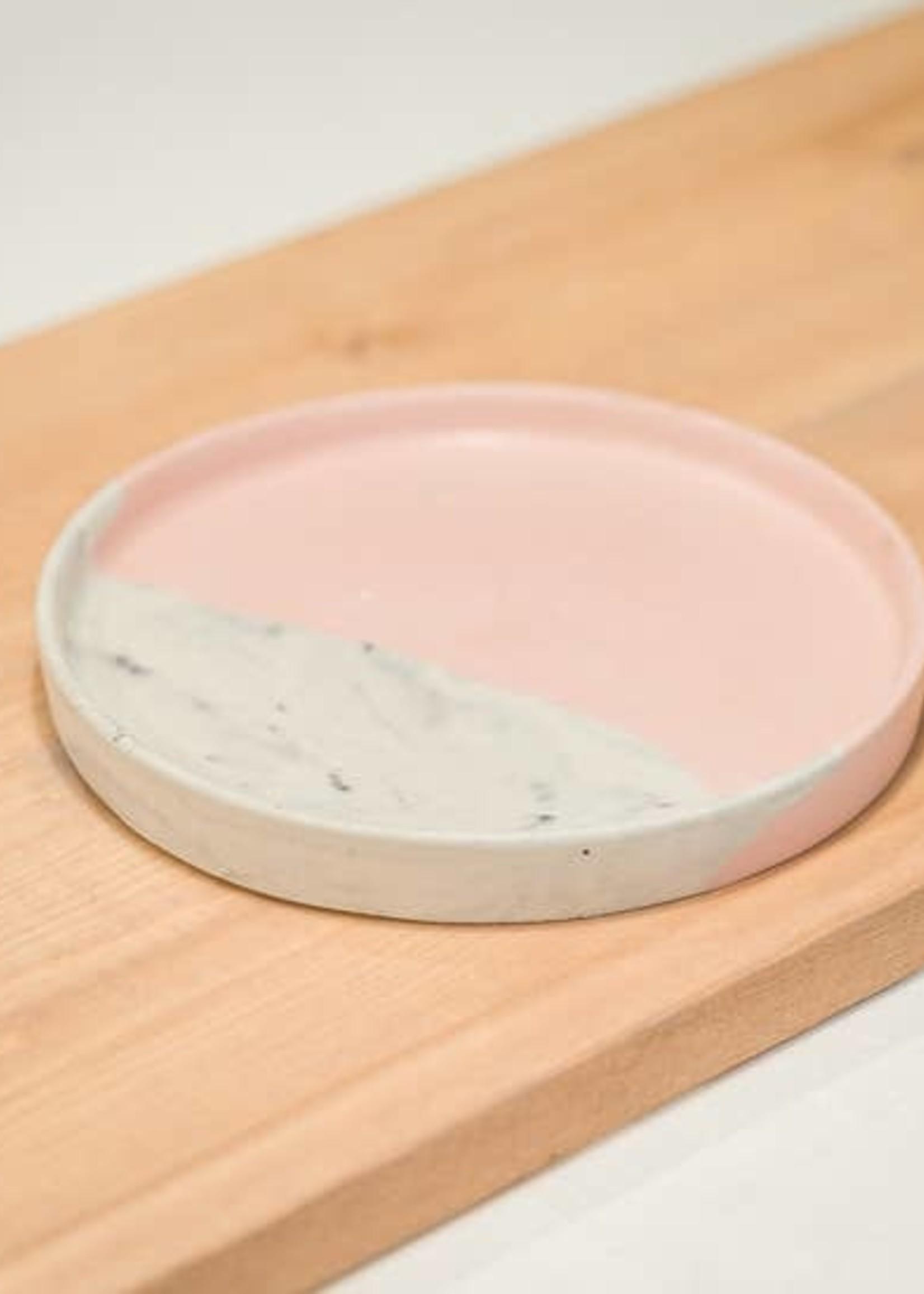 LeBLANC finds Catch All Concrete Dish