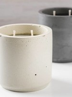 CORD +IRON Sweater Weather Candle, Natural Colour