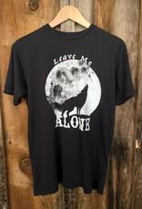 BANDIT Brand Alone Wolf Vintage Style tee