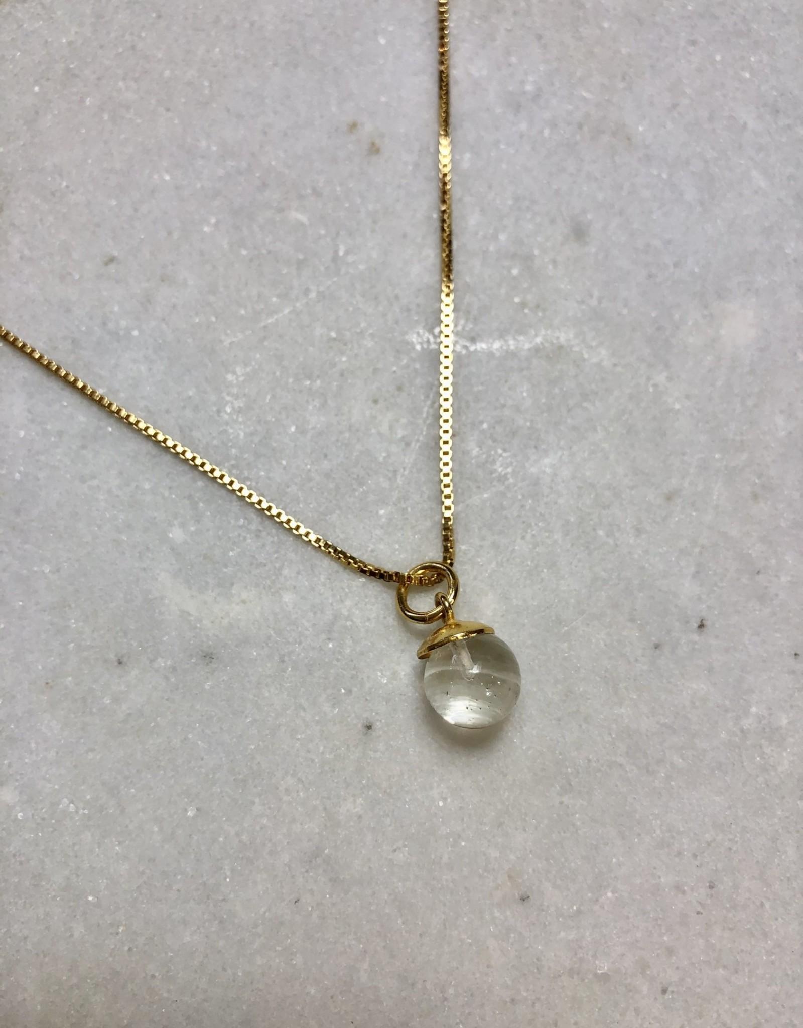 Lisbeth LISBETH Lucite Necklace