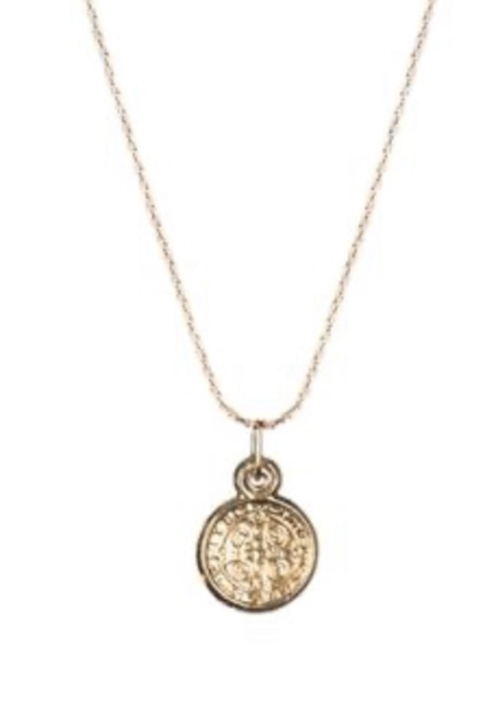 Lisbeth ROMA Necklace 14k gold fill