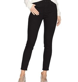 "MAVI Jeans TESS BLACK TRIBECA high waisted skinny jeans, 27"" length"