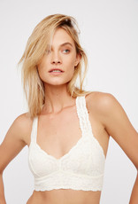 FREE PEOPLE GALLOON Lace Racerback