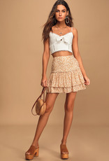 SAGE the LABEL WILD HONEY skirt