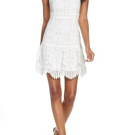 BB DAKOTA Party Has Arrived Crochet Dress