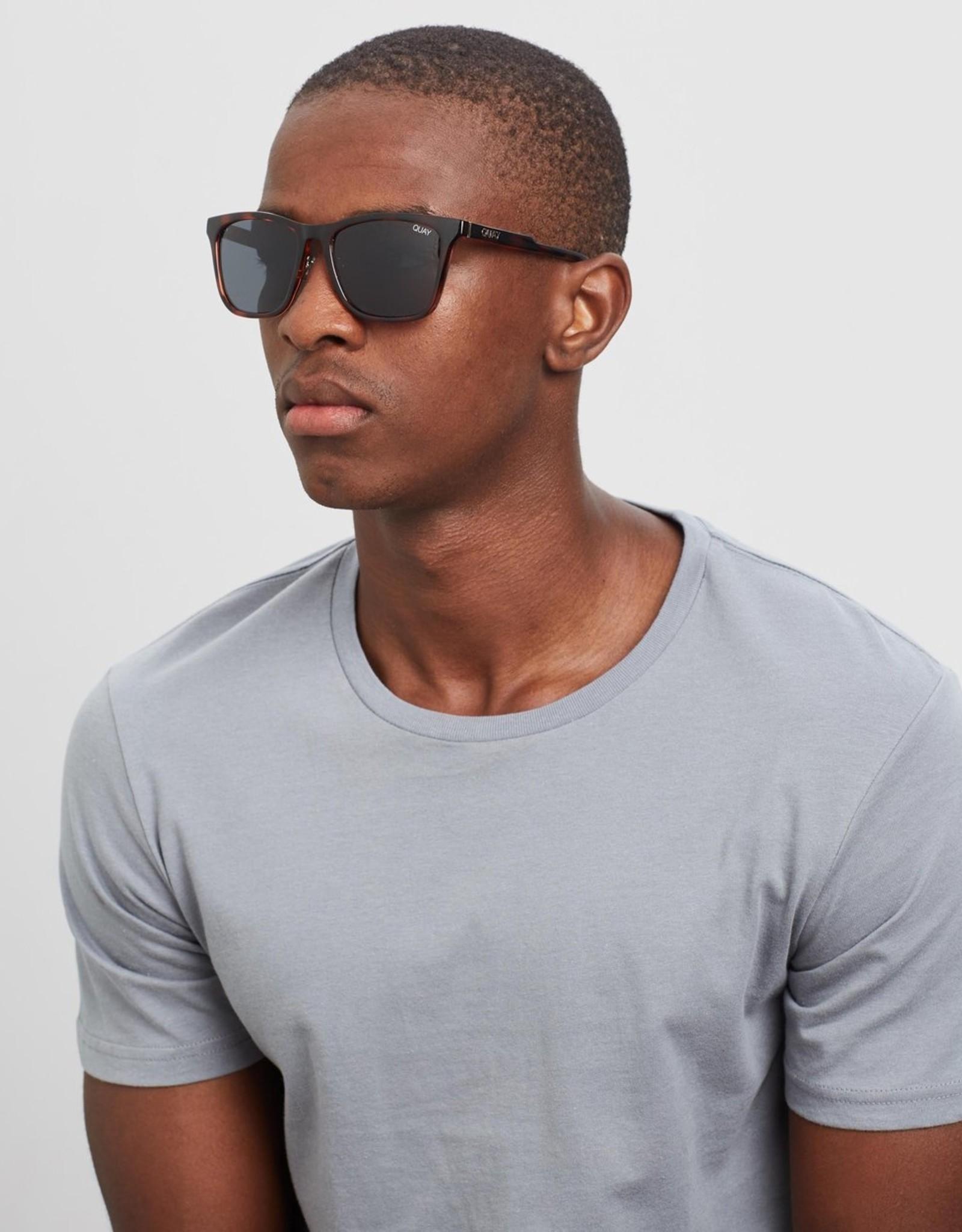 QUAY RECKLESS Sunglasses TORT/GREEN