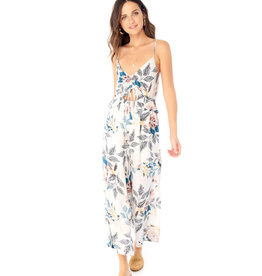 SALTWATER LUXE ORCID Jumpsuit