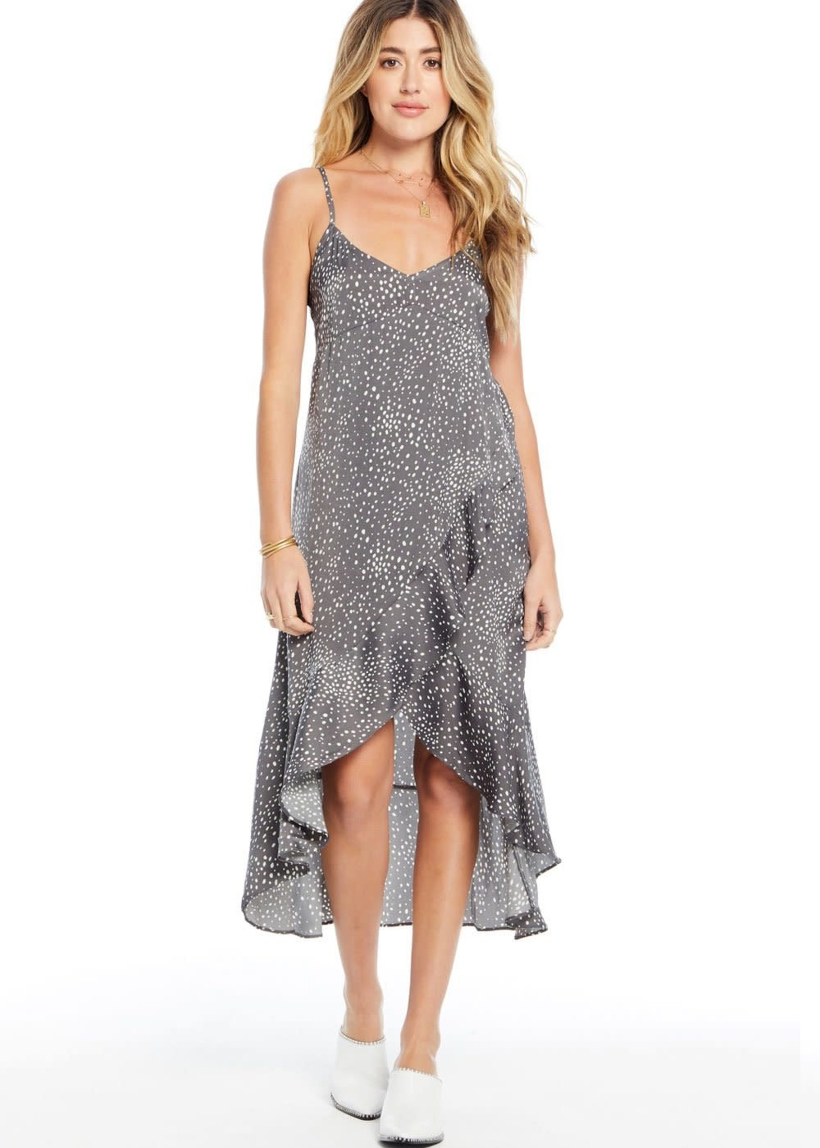 SALTWATER LUXE GIGI MIDI DRESS, WILD DAZE