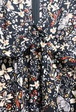 SALTWATER LUXE RAMBLER mini Dress, Floral