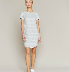 THREAD & SUPPLY Driftwood T-shirt Dress