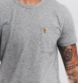FJALL RAVEN OVIK pocket organic cotton tee
