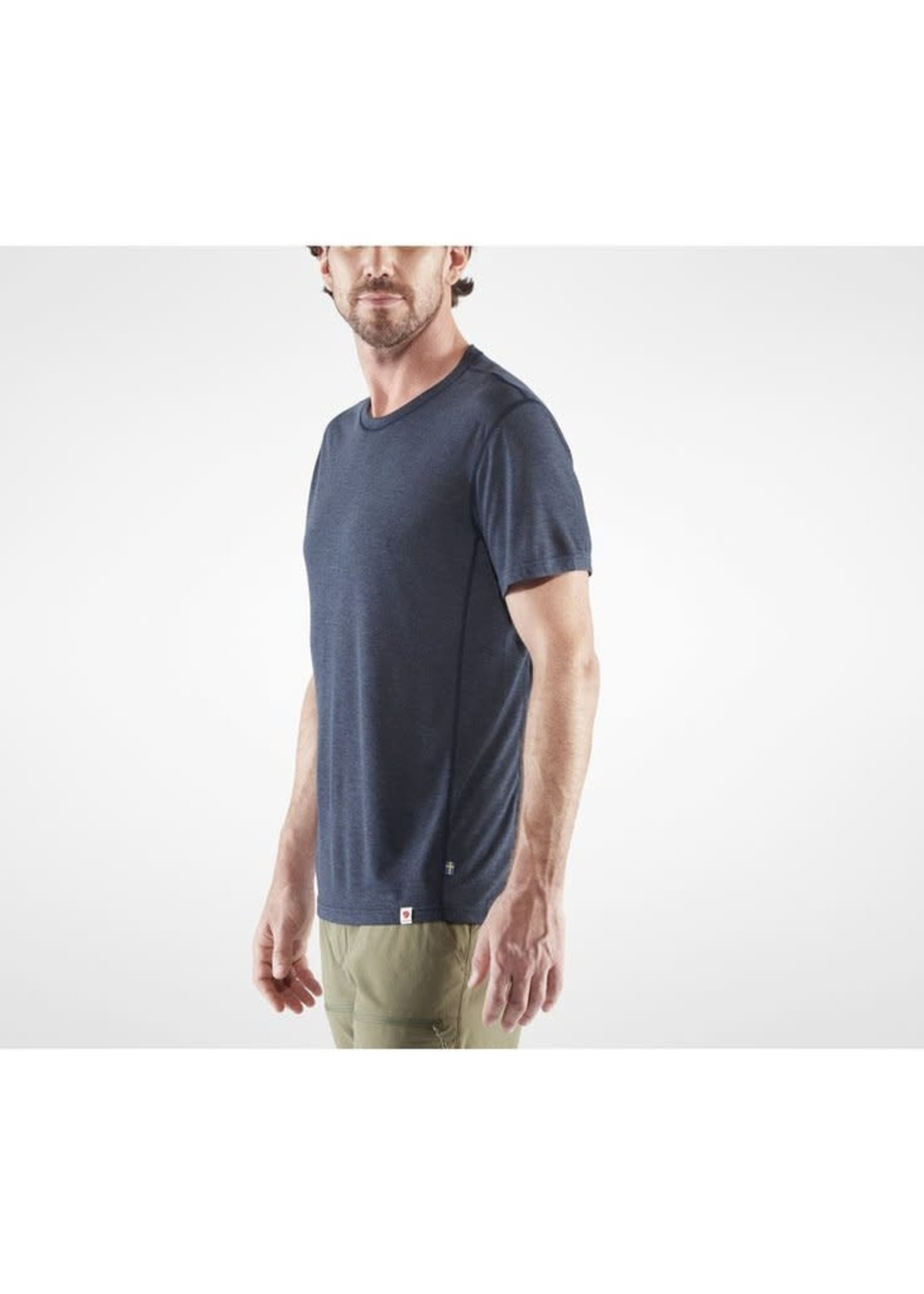 FJALL RAVEN HIGH COAST LITE Tee, RECYCLED FABRIC
