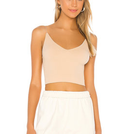FREE PEOPLE BRAMI ribbed crop