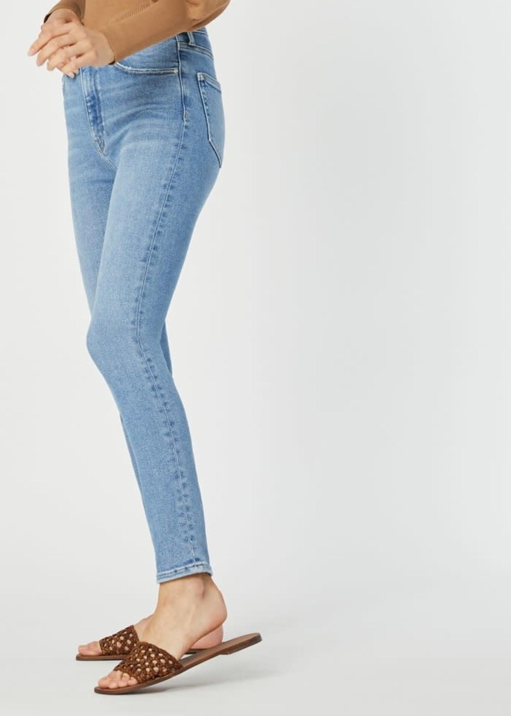 "MAVI Jeans SCARLETT denim, LA Vintage, 29"" length"
