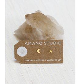 AMANO studio NITE SKY, 24k Gold Plated