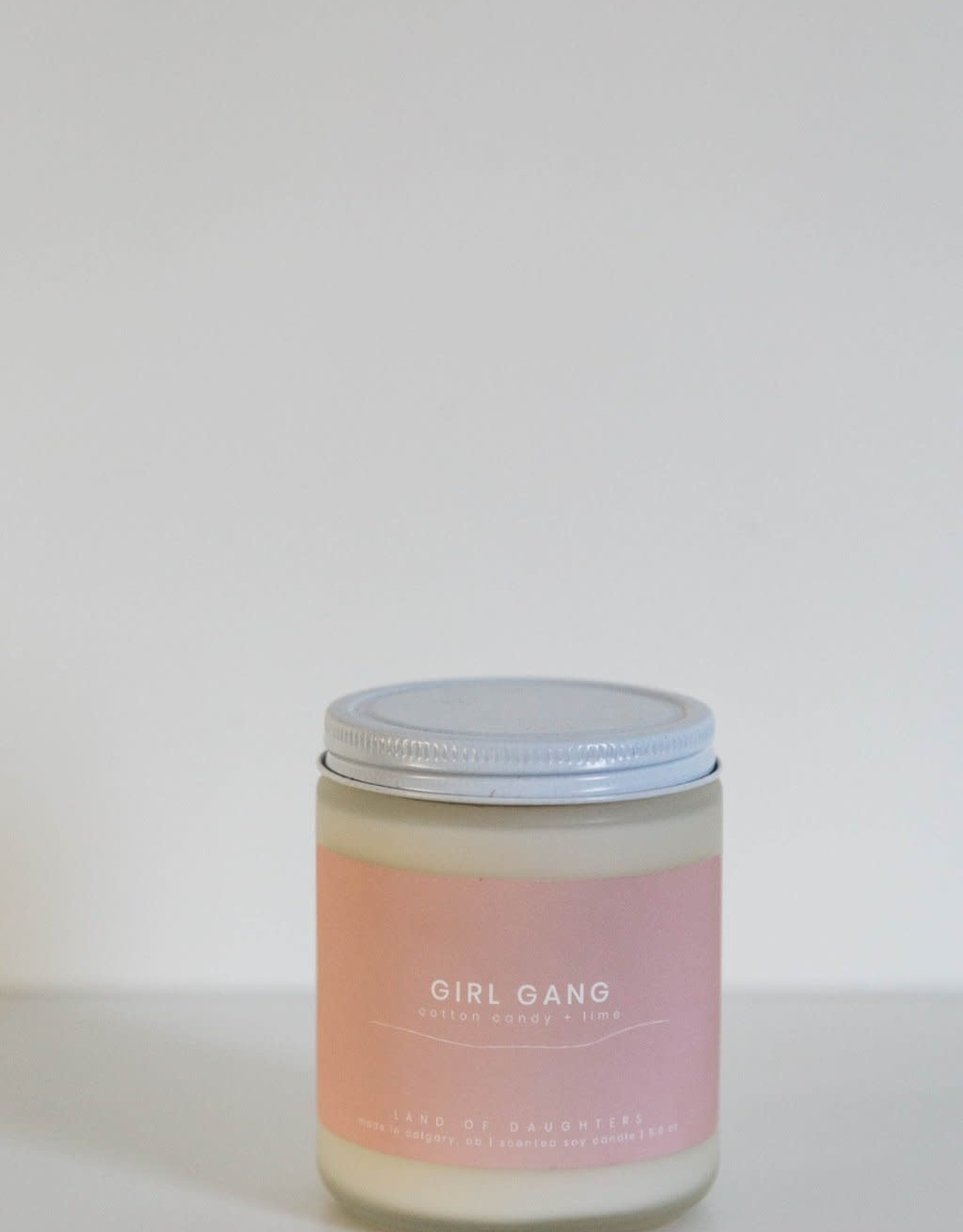 LAND of DAUGHTERS Girl Gang CANDLE