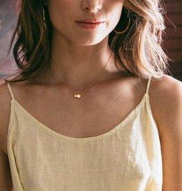 AMANO studio DOT DOT Necklace, 14K Gold Plated