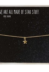 AMANO studio STAR Gift Charm Necklace, 14k Gold Plated