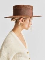 BRIXTON Dara Straw Hat, TAN or BROWN