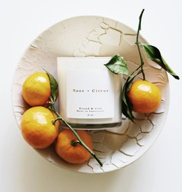 Brand & Iron Home Series Rose and Citrus