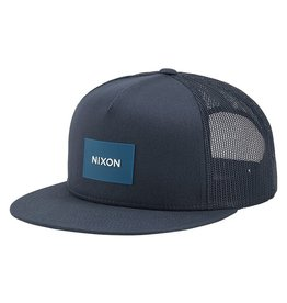 NIXON Team Trucker Hat, NAVY