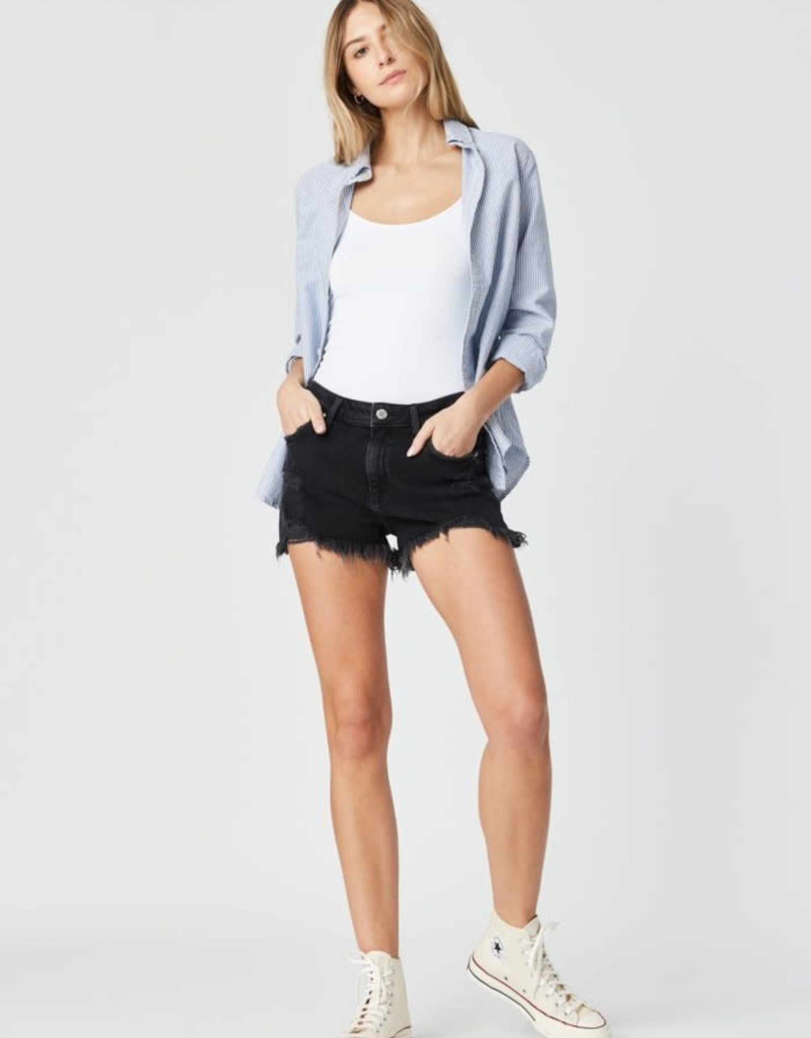 MAVI Jeans ROSIE Ripped 90's Shorts