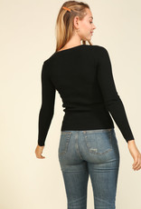 LeBLANC finds RIBBED LONG SLEEVE