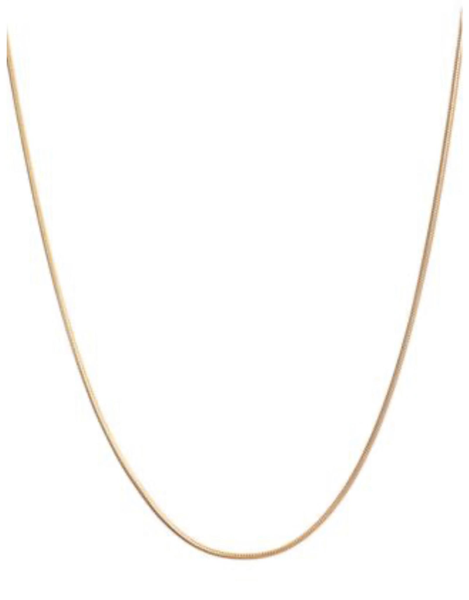 Lisbeth DARIA 14k Gold Fill Chain Necklace