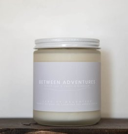 LAND of DAUGHTERS BETWEEN ADVENTURES Candle
