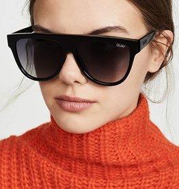 QUAY LAST NIGHT Sunglasses, BLACK