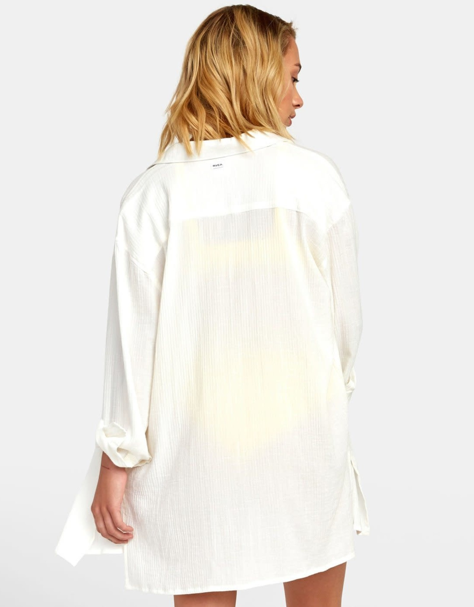 RVCA SUN DANCE Tunic Shirt