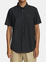 RVCA THAT'LL DO OXFORD STRETCH SHIRT
