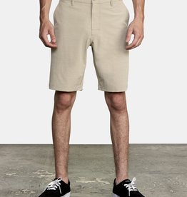 "RVCA BALANCE HYBRID SHORTS 20"", ALSO IN GREY"