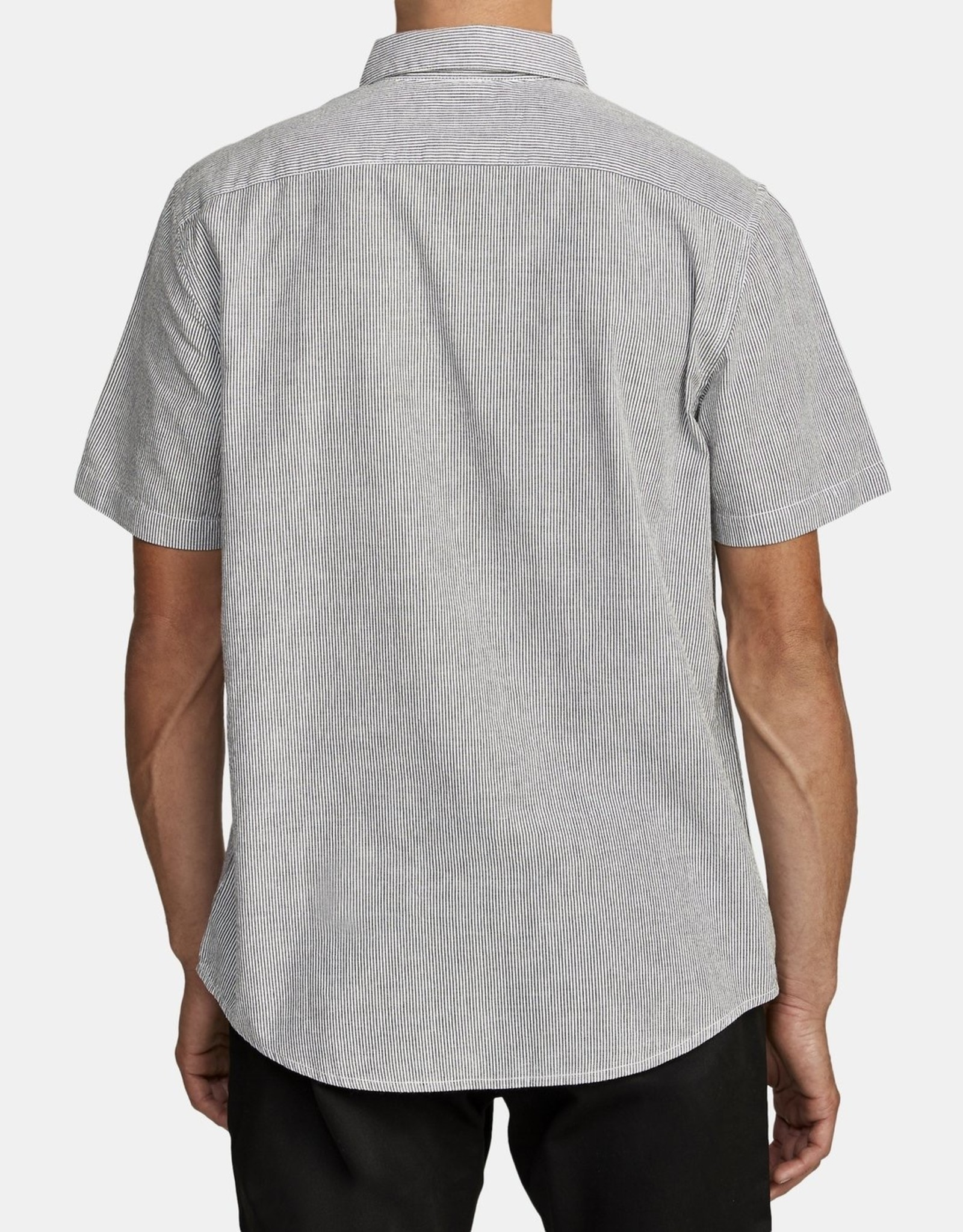 RVCA ENDLESS SEERSUCKER SHIRT