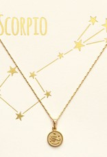 AMANO studio ZODIAC 14k gold plated necklaces