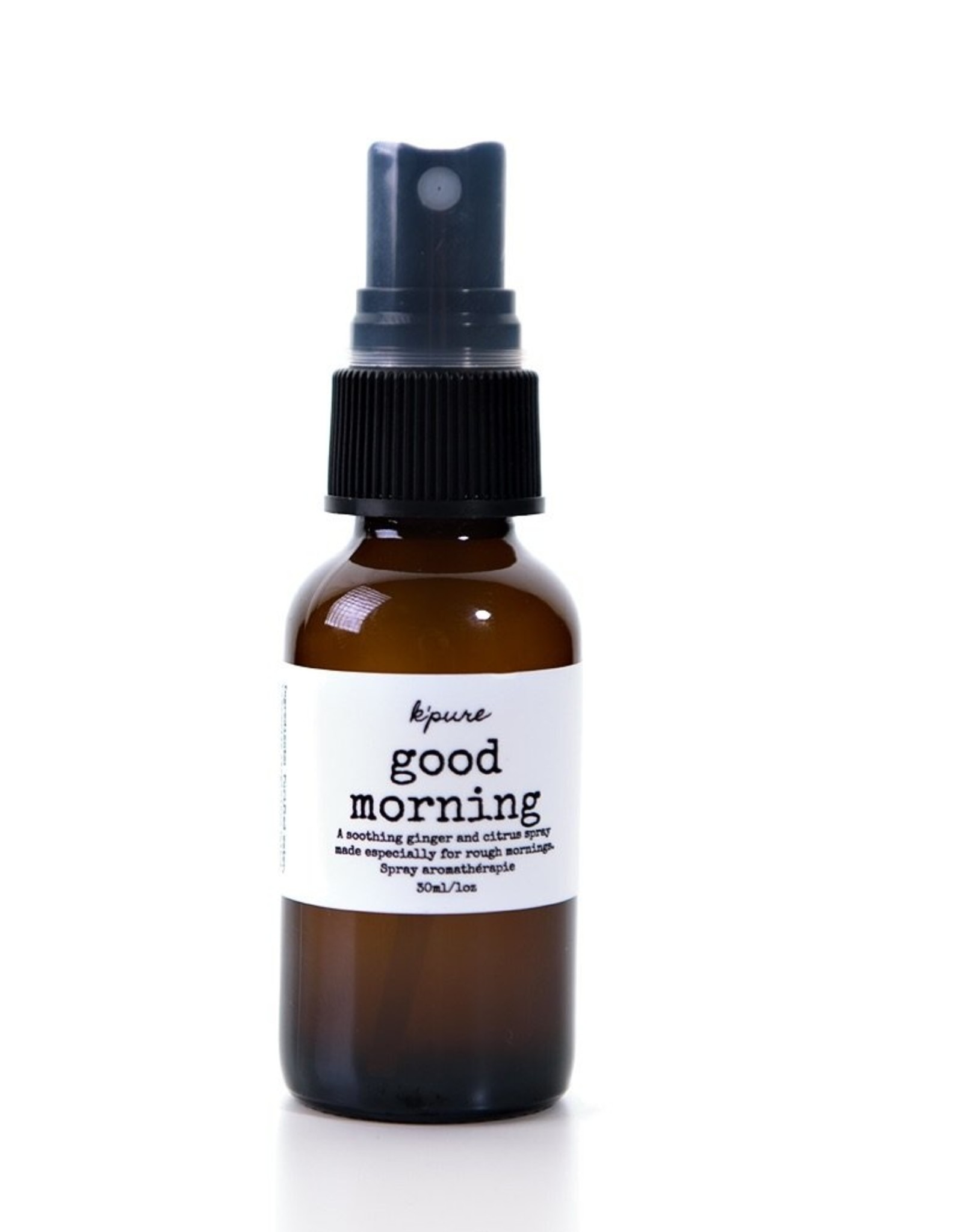 K'PURE GOOD MORNING essential oil mist