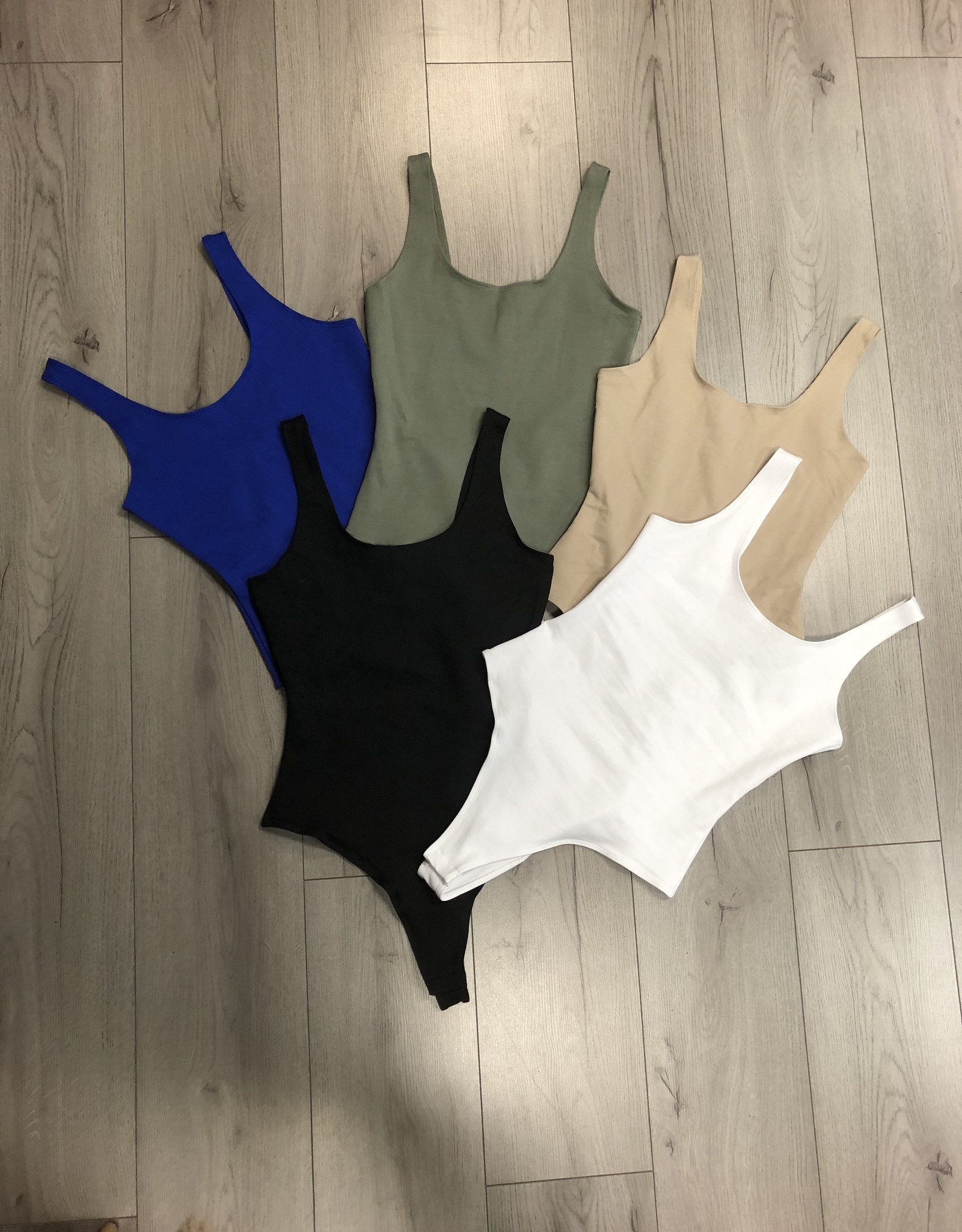 LeBLANC finds BODYSUIT, more colours available