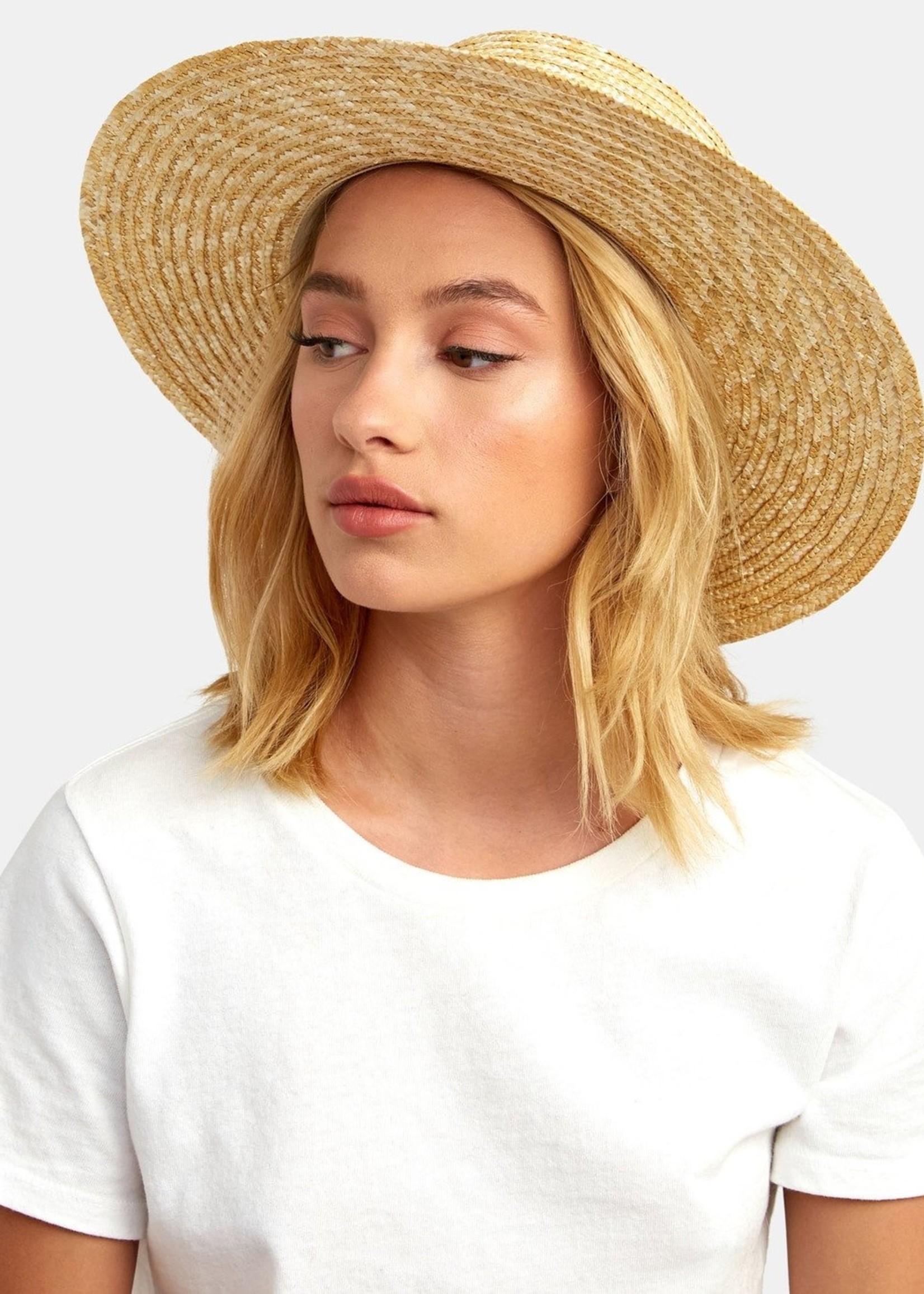 RVCA PENNY STRAW HAT
