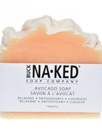 BUCK NAKED AVOCADO SOAP