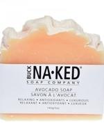 BUCK NAKED AVOCADO SOAP