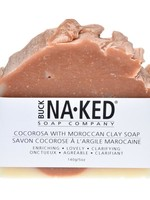BUCK NAKED CocoRosa & Moroccan Clay SOAP