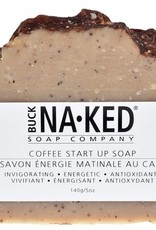 BUCK NAKED Coffee Start Up SOAP
