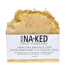 BUCK NAKED Energizing Marigold SOAP