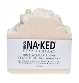 BUCK NAKED Himalayan Salt SOAP