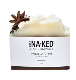 BUCK NAKED Vanilla Chai SOAP