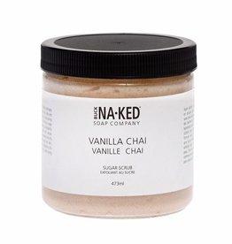BUCK NAKED Vanilla Chai SUGAR SCRUB