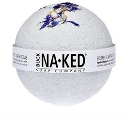 BUCK NAKED Indigo BATH BOMB