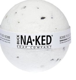 BUCK NAKED Lavender & Rosemary BATH BOMB