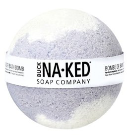 BUCK NAKED Lemon & Lavender BATH BOMB