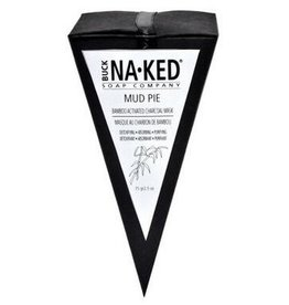 BUCK NAKED Bamboo Activated Charcoal CLAY MUD PIE